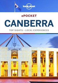 Cover Lonely Planet Pocket Canberra
