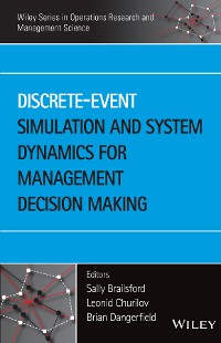 Cover Discrete-Event Simulation and System Dynamics for Management Decision Making