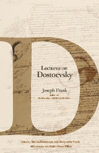 Cover Lectures on Dostoevsky