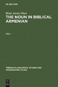 Cover The Noun in Biblical Armenian