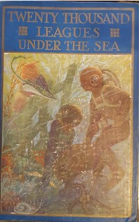 Cover 20 000 Leagues Under The Sea