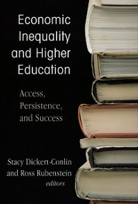 Cover Economic Inequality and Higher Education