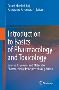 Cover Introduction to Basics of Pharmacology and Toxicology