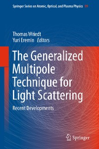 Cover The Generalized Multipole Technique for Light Scattering
