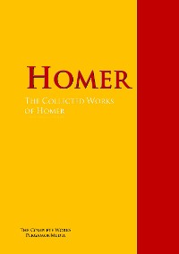 Cover The Collected Works of Homer
