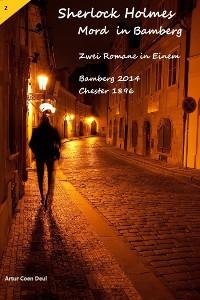 Cover Sherlock Holmes Mord in Bamberg
