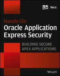 Cover Hands-On Oracle Application Express Security
