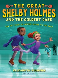 Cover The Great Shelby Holmes and the Coldest Case