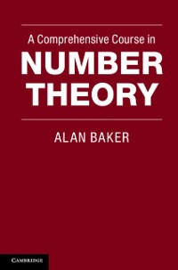 Cover Comprehensive Course in Number Theory