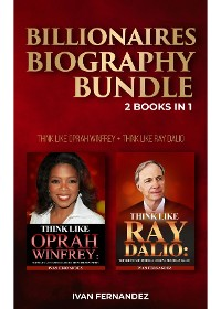 Cover Billionaires Biography Bundle: 2 Books in 1