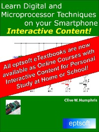 Cover Learn Digital and Microprocessor Techniques on your Smartphone