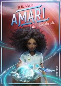 Cover Amari und die Nachtbrüder