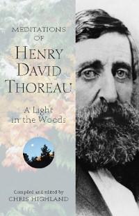 Cover Meditations of Henry David Thoreau