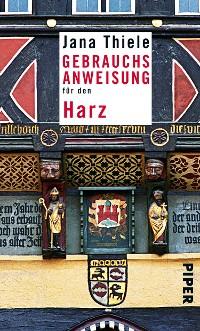 Cover Gebrauchsanweisung für den Harz