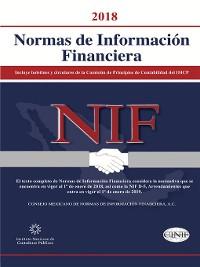 Cover Normas de Información Financiera 2018