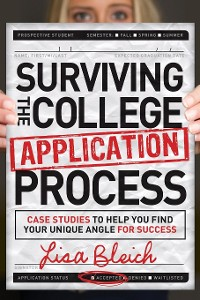 Cover Surviving the College Application Process