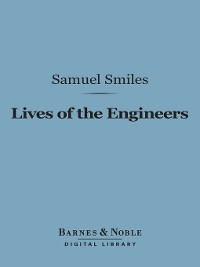 Cover Lives of the Engineers