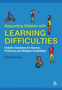 Cover Supporting Children with Learning Difficulties