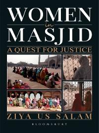 Cover Women in Masjid