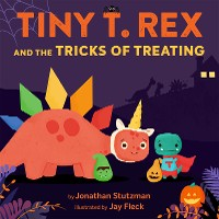 Cover Tiny T. Rex and the Tricks of Treating