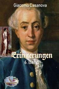 Cover Erinnerungen, 6. Band (Illustriert)