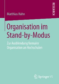Cover Organisation im Stand-by-Modus