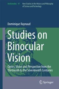 Cover Studies on Binocular Vision