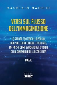 Cover Versi sul flusso dell'immaginazione