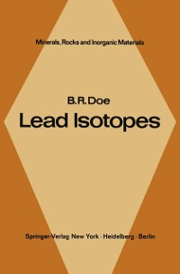 Cover Lead Isotopes