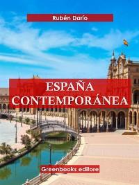 Cover España contemporánea