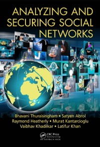 Cover Analyzing and Securing Social Networks