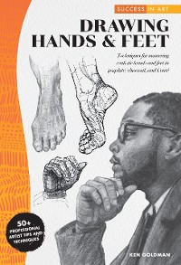 Cover Success in Art: Drawing Hands & Feet