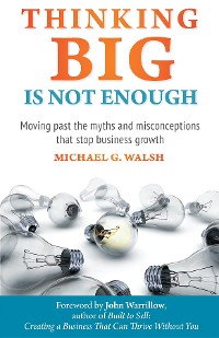 Cover Thinking Big Is Not Enough
