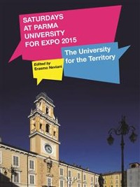 Cover Saturday at Parma University for EXPO 2015: the University for the Territory