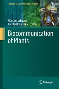 Cover Biocommunication of Plants