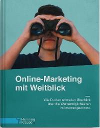 Cover Online-Marketing mit Weitblick