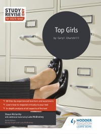 Cover Study and Revise for AS/A-level: Top Girls