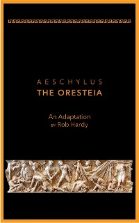 Cover Aeschylus The Oresteia