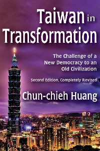 Cover Taiwan in Transformation