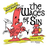 Cover The Wages of Sin, Vol. IV