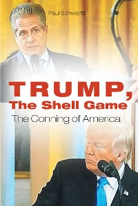 Cover Trump, The Shell Game