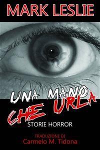 Cover Una Mano Che Urla