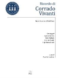 Cover Ricordo di Corrado Vivanti
