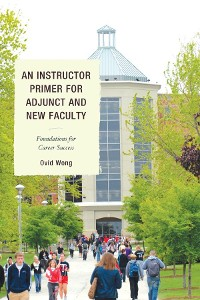 Cover An Instructor Primer for Adjunct and New Faculty