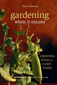 Cover Gardening When It Counts