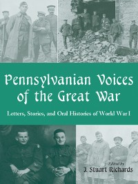 Cover Pennsylvanian Voices of the Great War