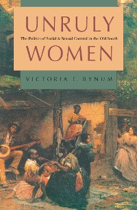 Cover Unruly Women