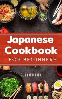 Cover Japanese Cookbook for Beginners