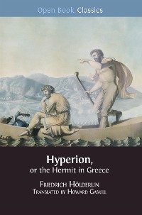 Cover Hyperion, or the Hermit in Greece