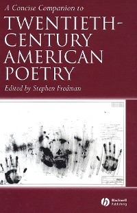 Cover A Concise Companion to Twentieth-Century American Poetry